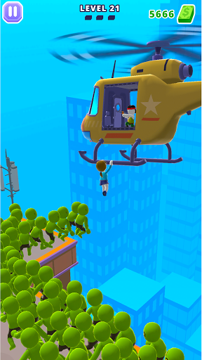 Helicopter Escape 3D  screenshots 5