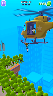 Helicopter Escape 3D Unlimited Money