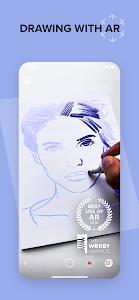 SketchAR Create Art and get NFT instantly 5.91-play (Mod) (Armeabi-v7a, Arm64-v8a)