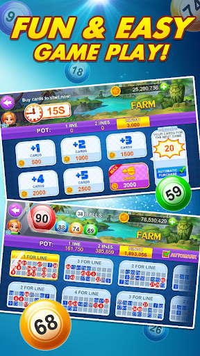 UK Jackpot Bingo - Offline New Bingo 90 Games Free 1.0.8 screenshots 12