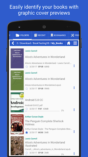 PDF Reader - for all docs and books  screenshots 2