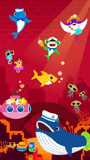 Baby Shark 8BIT : Finding Friends 2.4 screenshots 8
