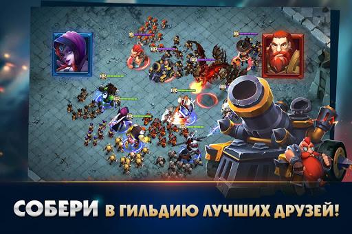 Clash of Lords 2: u0411u0438u0442u0432u0430 u041bu0435u0433u0435u043du0434 1.0.258 screenshots 4