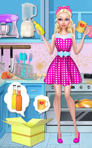 Fashion Doll - House Cleaning 1.6 screenshots 13