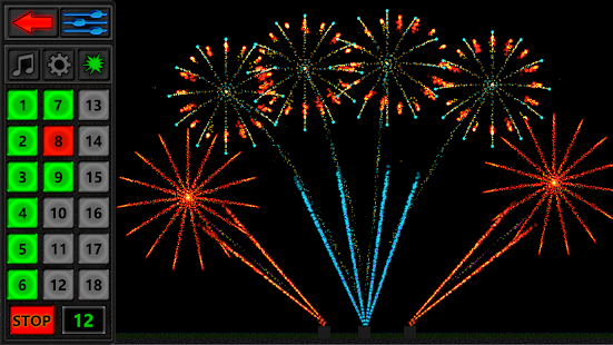 Fireworks simulator 1.34 screenshots 1