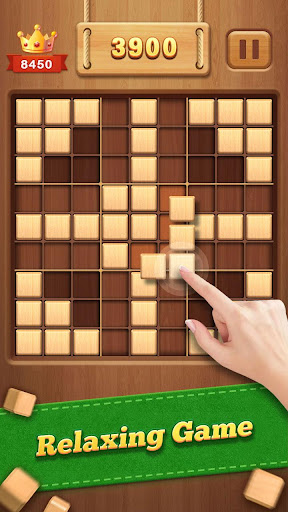 Wood Block 99 - Wooden Sudoku Puzzle screenshots 5
