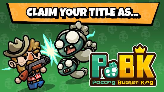 Image For Jumping Zombie: Pocong Buster King   PoBK Versi 1.6.3.0 4