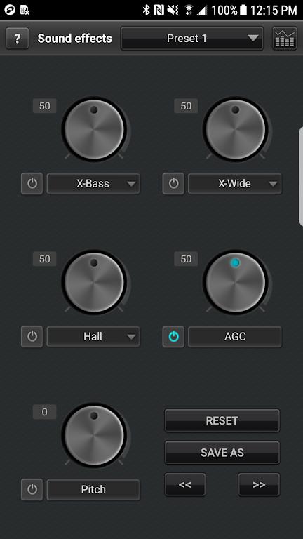 jetAudio HD Music Player Plus  poster 6