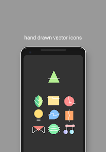 Appstract Icon Pack (Dark Theme) 3.0.1