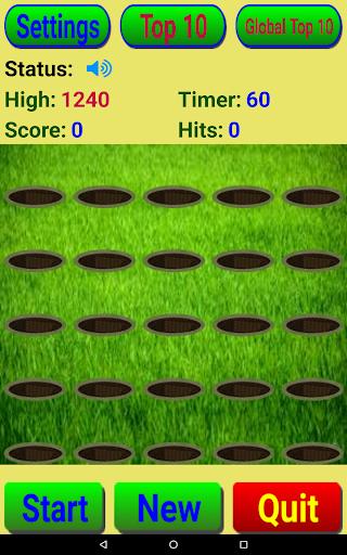 bluetooth groundhog hunter screenshot 2