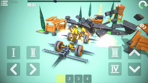 Destruction Of World : Physical Sandbox 0.46 screenshots 1
