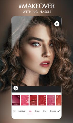 Meitu u2013 Beauty Cam, Easy Photo Editor Apkfinish screenshots 5