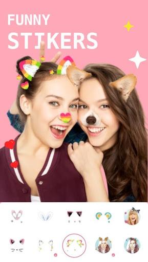 Makeup Camera-Selfie Beauty Filter Photo Editor apktram screenshots 2