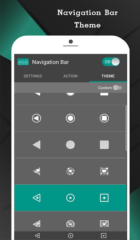 Navigation Bar (Back, Home, Recent Button)  poster 5
