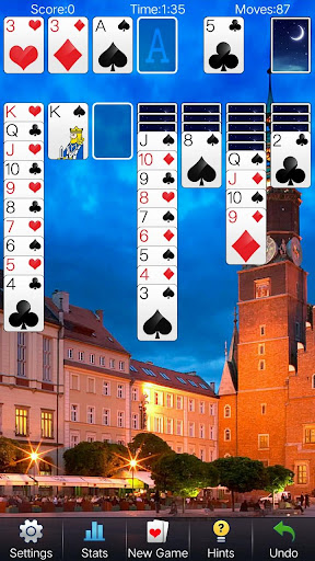 Solitaire Card Games Free  screenshots 17