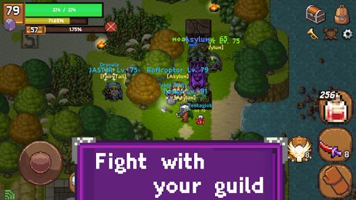 Sword of Legacy - MMORPG (beta) 0.4.0 screenshots 5
