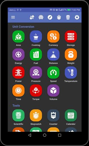 Unit Converter - All in One Unit Conversion Tool apktram screenshots 16