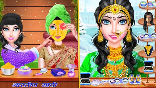 Indian Winter Wedding Arrange Marriage Girl Game  screenshots 14