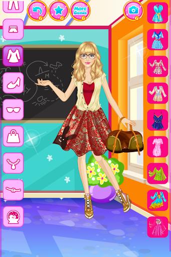 High School Dress Up For Girls  Screenshots 4