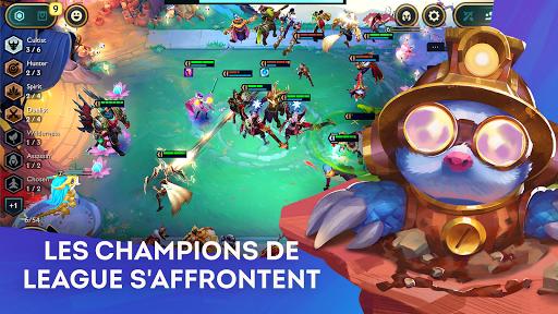 Télécharger Teamfight Tactics: jeu de stratégie LoL  APK MOD (Astuce) screenshots 1