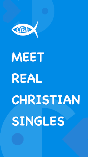 Christian Dating, Mingle & Meet Singles - CFish 2.0.3 Screenshots 1