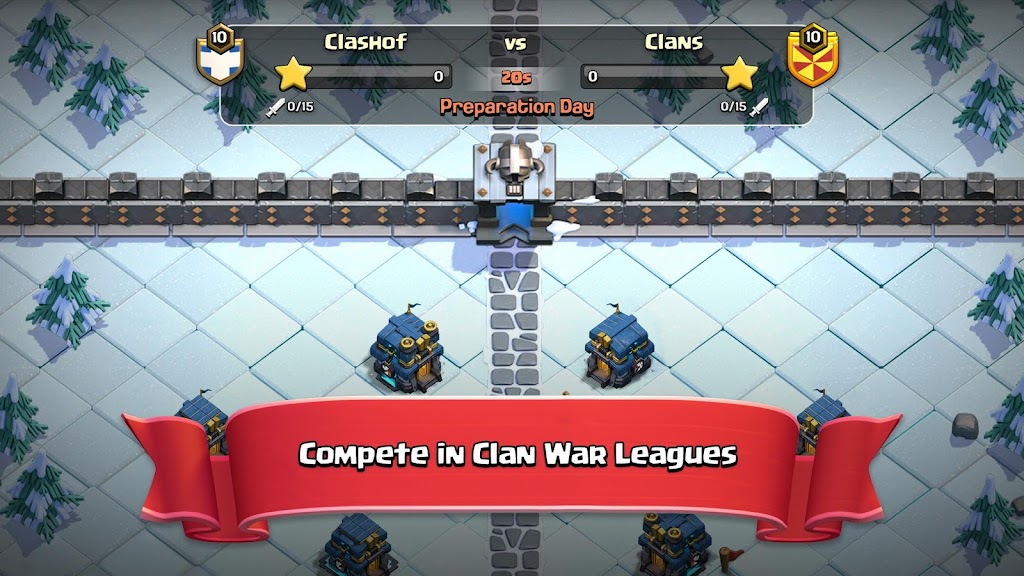 Clash of Clans  poster 6