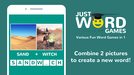 Just Word Games - Guess the Word & Word Puzzles 1.10.5 screenshots 6