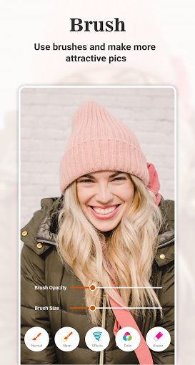 B623: Selfie Camera Plus Photo Editing Expert  screenshots 2