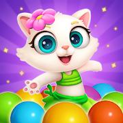 Bubble Shooter: Cat Island Mania 2020