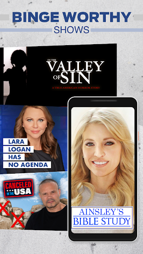 Fox Nation: Celebrate America android2mod screenshots 3
