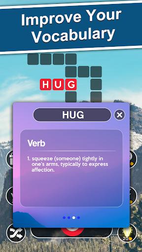 Word cross - Wordscape connect & link 1.7.1 screenshots 4