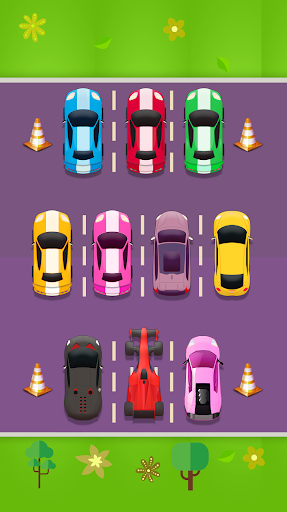 Kids Racing - Fun Racecar Game For Boys And Girls  Screenshots 3