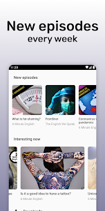 EnLearn Premium APK: English podcasts for beginners 1
