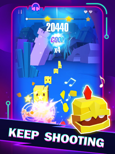 Beat Shooter - Music Rhythm Shooter: MUSIC BEAT 1.0.5 screenshots 15