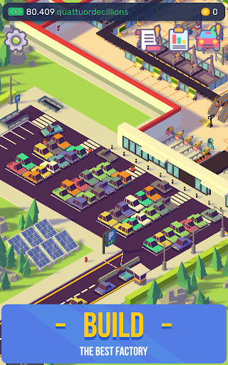 Télécharger Gratuit Car Industry Tycoon - Idle Car Factory Simulator apk mod screenshots 3