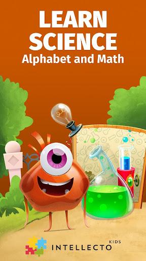 IK: Preschool learning & educational kindergarten screenshots 3