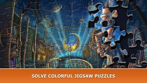 Hiddenverse: Witch's Tales - Hidden Object Puzzles apktram screenshots 7
