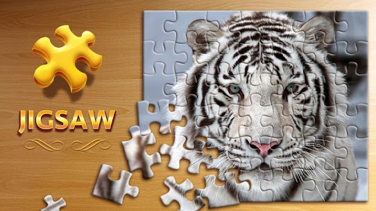 Jigsaw Puzzles Mod Apk 6.0.6 [Unlimited Coins] Download Free 1