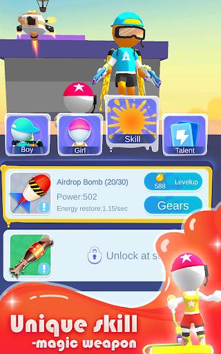 Paint Warrior 1.0.1 screenshots 11