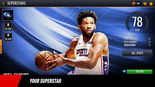 Download NBA LIVE Mobile Basketball  NBA basketball game Android Asia 2