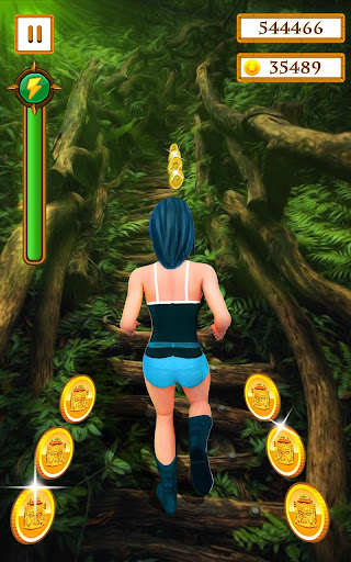 Scary Temple Final Run Lost Princess Running Game 4.2 screenshots 6