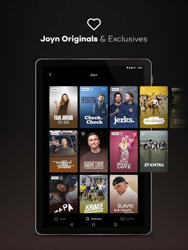 Joyn | deine Streaming App android2mod screenshots 19