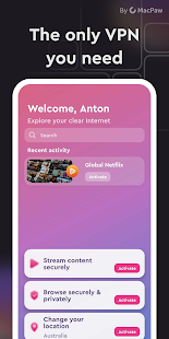 ClearVPN: The only VPN app you'll ever need