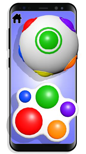 Fidget Toys Calming Games Sensory kit anti anxiety  screenshots 12