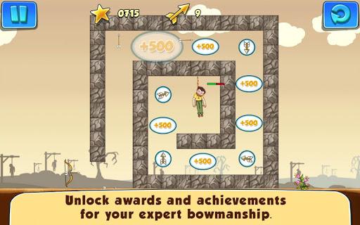 Gibbets 2: Bow Arcade Puzzle  screenshots 3
