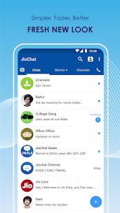 JioChat: HD Video Call Screenshot