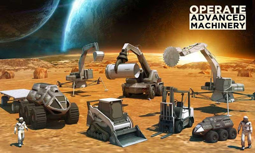 Space Station Construction City Planet Mars Colony  screenshots 4