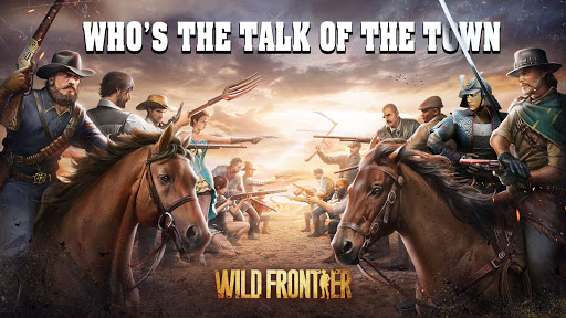 Wild Frontier: Town Defense 1.5.5 screenshots 8