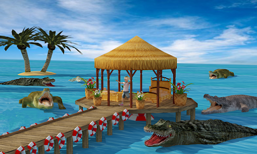 Alligator Survival Hunting Hack for iOS and Android 3