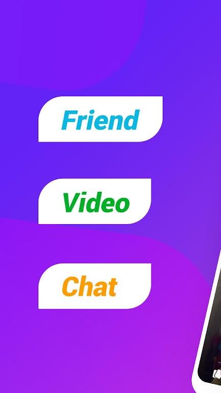 ParaU: video chat & make friends poster 0